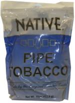 NATIVE PIPE TOBACCO - LIGHT 16OZ BAG