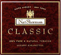 Nat Sherman Classic - 5 pks of 20