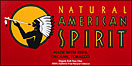 NATURAL AMERICAN SPIRIT  100% ORGANIC TOBACCO - 6 / 1.41oz. POUCHES