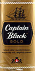 CAPTAIN BLACK GOLD PIPE TOBACCO 1.5OZ PACKAGES 6CT.