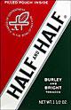 HALF AND HALF PIPE TOBACCO 6 1.5OZ PACKS
