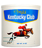 KENTUCKY CLUB BLUE MILD PIPE TOBACCO 14 OZ CAN