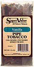 SUPER VALUE VANILLA PIPE TOBACCO - 6/1.5OZ POUCHES