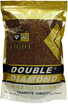DOUBLE DIAMOND LIGHT 1LB BAG