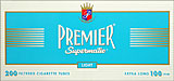 PREMIER SUPERMATIC LIGHT 100 TUBES- 200CT