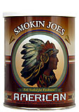 Smokin Joes American Tobacco 5.29oz can 