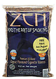 ZEN COGNAC FLAVOURED CIGARETTE TOBACCO 6.2 OZ