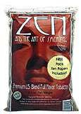 ZEN FULL FLAVOR CIGARETTE TOBACCO 6.2 OZ