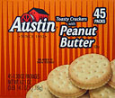 Austin Peanut Butter Crackers 45CT 