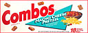 Combos Nacho Cheese Pretzel 18CT Box  
