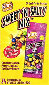 Kar's Sweet N Salty Mix 24 2oz Bags