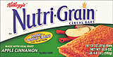 Kellogg's Nutri-Grain Apple Cinnamon 16ct 