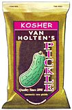 VAN HOLTEN'S  KOSHER POUCH PICKLE - 12 PICKLES