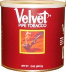 VELVET PIPE TOBACCO 12 OZ CAN