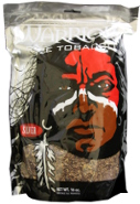 Warrior Silver Pipe Tobacco 16oz Bag