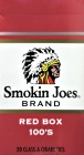 SMOKIN JOE RED 100 BOX