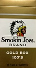 SMOKIN JOE GOLD LIGHT 100 BOX