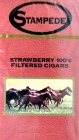 STAMPEDE FILTERED CIGAR S-BERRY 100 BOX