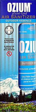 OZIUM GLYCOL-IZED AIR SANITIZER OUTDOOR ESSENCE 3.5OZ