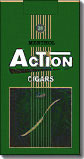 Action Filtered Cigars - Menthol 100 