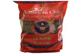 American Club Full Flavor Pipe Tobacco 4.5lb Bag