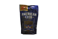 American Club Light Pipe Tobacco 6oz Bag