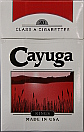 Cayuga Red Full Flavor Kings Box