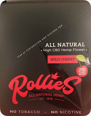 ROLLIES ALL NATURAL HEMP