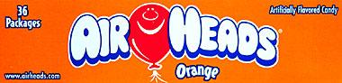 Air Heads Orange 36ct.