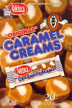 Goetze's Caramel Creams 20CT Box