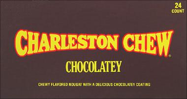 Charleston Chew Chocolate 24CT Box