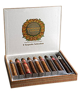Altadis Torpedo Selection