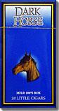 Dark Horse Light 100 Box Little Cigars