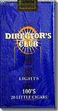 Directors Club Light Little Cigars