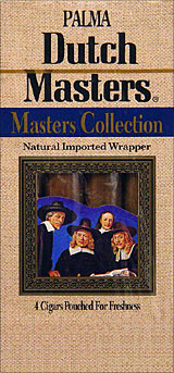 DUTCH MASTERS PALMA MASTERS COLLECTION 5/4PKS