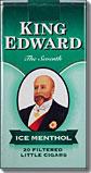 KING EDWARD ICE MENTHOL FILTERED LITTLE CIGAR