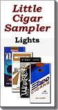 FILTERED CIGAR SAMPLER CARTON - LIGHT 100