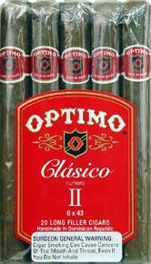 OPTIMO CLASICO II, 6 X 43, 20CT