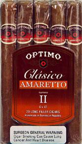 OPTIMO CLASICO II - AMARETTO, 6 X 43, 20CT