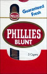 PHILLIES BLUNT 10/5PKS