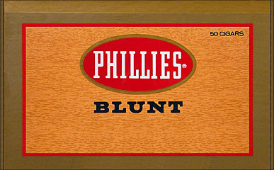 PHILLIES BLUNT 50CT/BOX