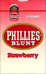 PHILLIES BLUNT STRAWBERRY 10/5PKS
