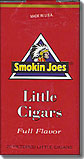 SMOKIN JOES LITTLE CIGARS FULL FLAVOR 100 BOX
