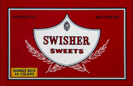 SWISHER SWEETS PERFECTO 60CT/BONUS BOX