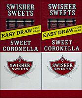 SWISHER SWEETS SWEET CORONELLA  20/5PKS