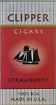 Clipper Strawberry 100 Filtered Little Cigar Box