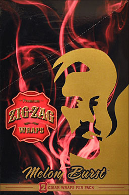 ZIG ZAG MELON BURST WRAP 25-2PKS