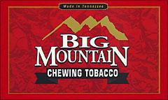 BIG MOUNTAIN CHEWING TOBACCO 6 - 16OZ POUCHES