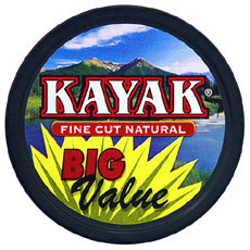 KAYAK FINE CUT NATURAL 10CT ROLL