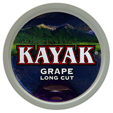 KAYAK LONG CUT GRAPE 10CT ROLL
